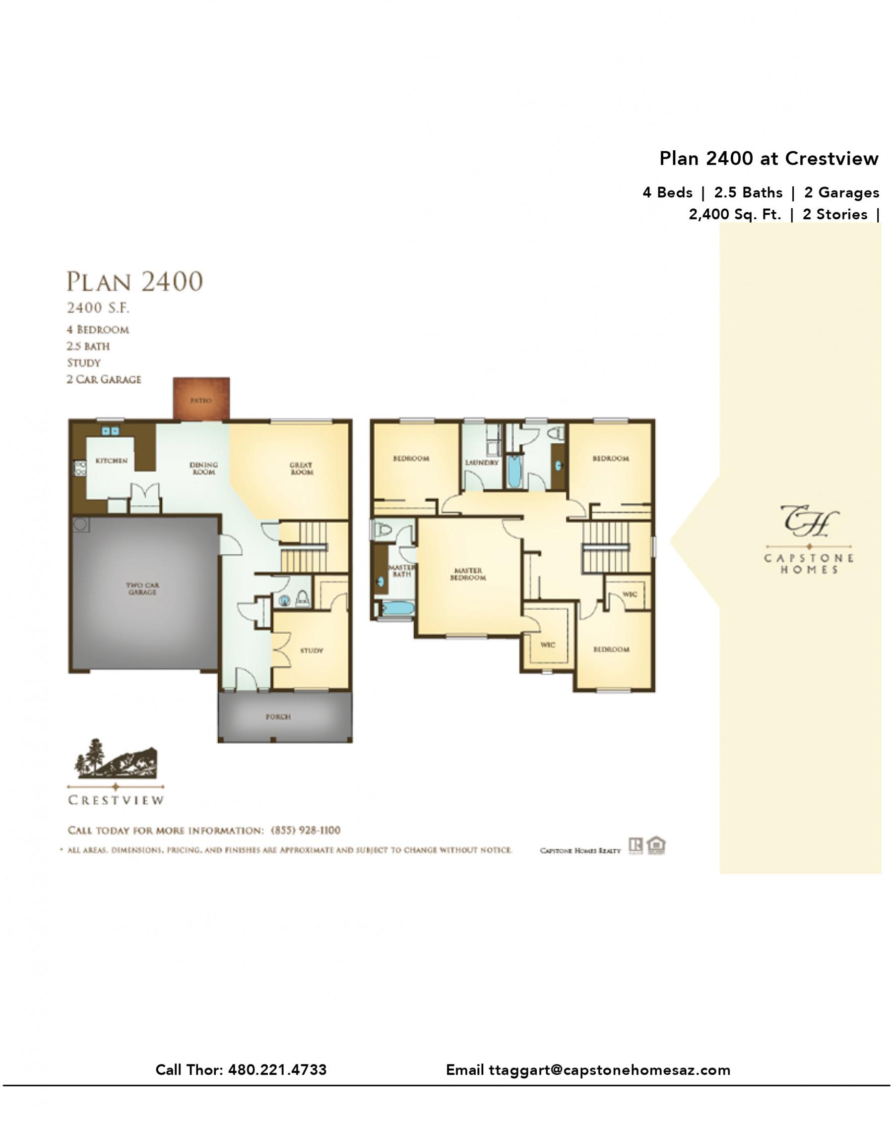 Crestview Plan 2400